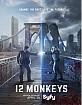 12 Monkeys: Season Two (Blu-ray + UV Copy) (UK Import ohne dt. Ton) Blu-ray