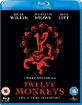 12 Monkeys (UK Import ohne dt. Ton) Blu-ray