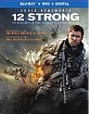 12 Strong (2018) (Blu-ray + DVD + UV Copy) (US Import ohne dt. Ton)