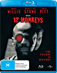 12 Monkeys (AU Import ohne dt. Ton) Blu-ray