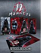 12 Monkeys - Remastered - Zavvi Exclusive Limited Edition Red Carpet Slipcover Steelbook (UK Import ohne dt. Ton) Blu-ray