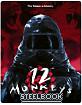 12 Monkeys (1995) - Zavvi Exclusive Limited Remastered Edition Steelbook (UK Import ohne dt. Ton) Blu-ray