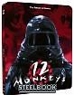 12 Monkeys - Remastered - Zavvi Exclusive Limited Edition Steelbook (UK Import ohne dt. Ton) Blu-ray