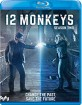 12 Monkeys: Season Two (US Import ohne dt. Ton) Blu-ray