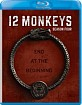 12 Monkeys: Season Four (US Import ohne dt. Ton) Blu-ray