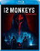 12 Monkeys: Season Three (US Import ohne dt. Ton) Blu-ray