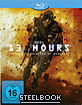 13 Hours - The Secret Soldiers of Benghazi (Limited Steelbook Edition) Blu-ray