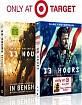 13 Hours: The Secret Soldiers of Benghazi (2016) - Target Ex. (Blu-ray + Bonus Blu-ray + DVD + UV Copy) (US Import ohne dt. Ton) Blu-ray