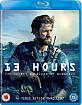 13 Hours: The Secret Soldiers of Benghazi (2016) (UK Import) Blu-ray