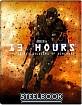 13 Hodin: Tajní vojáci z Benghází - Limited Edition Steelbook (Blu-ray + Bonus Blu-ray) (CZ Import ohne dt. Ton) Blu-ray