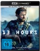 13 Hours - The Secret Soldiers of Benghazi 4K (4K UHD + Blu-ray) Blu-ray