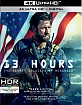 13 Hours: The Secret Soldiers of Benghazi (2016) 4K (4K UHD + Blu-ray + Digital Copy) (US Import ohne dt. Ton) Blu-ray