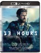 13 Hours: The Secret Soldiers of Benghazi 4K (4K UHD + Blu-ray) (IT Import ohne dt. Ton) Blu-ray
