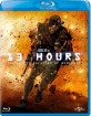 13 Hours: The Secret Soldiers of Benghazi (IT Import) Blu-ray
