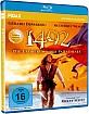 1492 - Die Eroberung des Paradieses (Neuauflage) Blu-ray