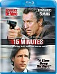15 Minutes (2001) (US Import ohne dt. Ton) Blu-ray