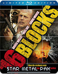 16 Blocks - Star Metal Pak (NL Import ohne dt. Ton) Blu-ray
