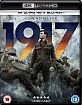 1917 (2019) 4K (4K UHD + Blu-ray) (UK Import ohne dt. Ton) Blu-ray