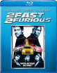 2 Fast 2 Furious (US Import ohne dt. Ton) Blu-ray