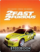 2 Fast 2 Furious - Zavvi Exclusive Limited Edition Steelbook (Blu-ray + UV Copy) (UK Import) Blu-ray