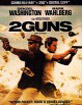 2 Guns/ Quitte ou double (Blu-ray + DVD + UV Copy) (Region A - CA Import ohne dt. Ton) Blu-ray