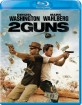 2 Guns (ES Import ohne dt. Ton) Blu-ray
