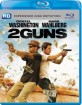 2 Guns (IN Import ohne dt. Ton) Blu-ray