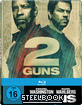 2 Guns - Limited Edition Steelbook (Blu-ray + UV Copy) Blu-ray