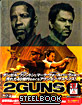 2 Guns - Amazon.co.jp Exclusive Limited Edition Steelbook (JP Import ohne dt. Ton) Blu-ray
