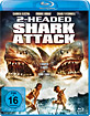 2-Headed Shark Attack Blu-ray