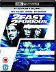 2 Fast 2 Furious 4K (4K UHD + Blu-ray) (UK Import ohne dt. Ton) Blu-ray
