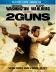 2 Guns (Blu-ray + DVD + UV Copy) (US Import ohne dt. Ton) Blu-ray