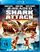2-Headed Shark Attack (Neuauflage) Blu-ray