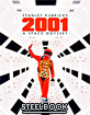 2001 - A Space Odyssey - Zavvi Exclusive Limited Edition Steelbook (UK Import) Blu-ray
