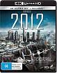 2012 (2009) 4K (4K UHD + Blu-ray) (AU Import) Blu-ray