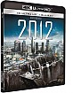 2012 (2009) 4K (4K UHD + Blu-ray) (FR Import) Blu-ray