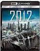 2012 (2009) 4K (4K UHD + Blu-ray) (IT Import) Blu-ray