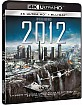 2012 (2009) 4K (4K UHD + Blu-ray) (ES Import) Blu-ray