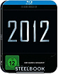 2012 (2009) (Limited Steelbook Edition) Blu-ray