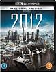 2012 (2009) 4K (4K UHD + Blu-ray) (UK Import) Blu-ray