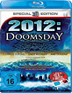 2012: Doomsday 3D (Classic 3D) Blu-ray