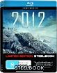 2012 - Steelbook (AU Import ohne dt. Ton) Blu-ray