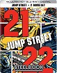 21 Jump Street + 22 Jump Street 4K - Limited Double Feature Best Buy Exclusive Steelbook (4K UHD + Blu-ray + Digital Copy) (US Import) Blu-ray