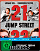 21 Jump Street + 22 Jump Street (Doppelset) (Limited Edition Steelbook) (Blu-ray + UV Copy)