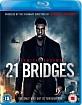 21 Bridges (2019) (UK Import ohne dt. Ton) Blu-ray