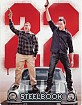 22 Jump Street (2014) - Steelbook (IT Import ohne dt. Ton) Blu-ray