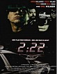 2:22 (2008) 3D (Limited Mediabook Edition) (Cover B) (Blu-ray 3D + DVD) Blu-ray