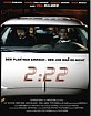 2:22 (2008) 3D (Limited Mediabook Edition) (Cover C) (Blu-ray 3D + DVD) Blu-ray