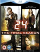 24 - Season 8 (UK Import ohne dt. Ton) Blu-ray