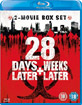 28 Days Later & 28 Weeks Later (Double Pack) (UK Import) Blu-ray